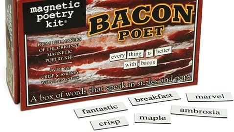 BaconPoet