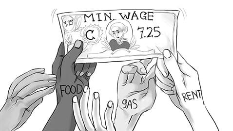 Opinion Minimum Wage - Rocio Plascencia