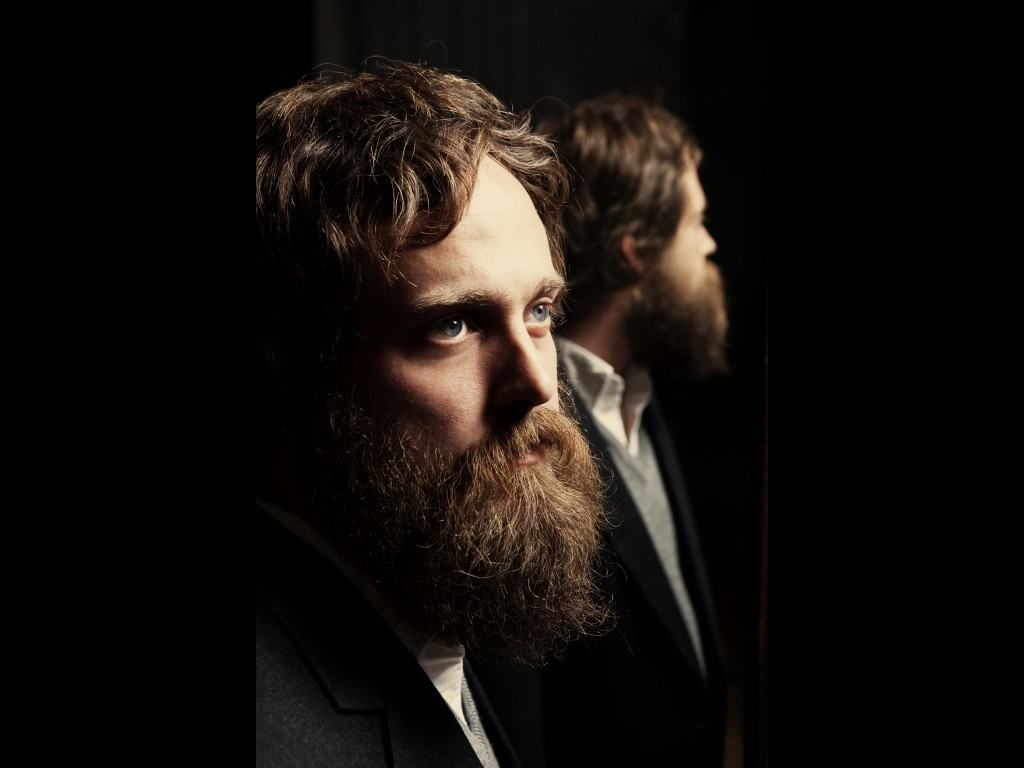 Iron and Wine (Sam Beam) photo used with permission from Subpop Records.