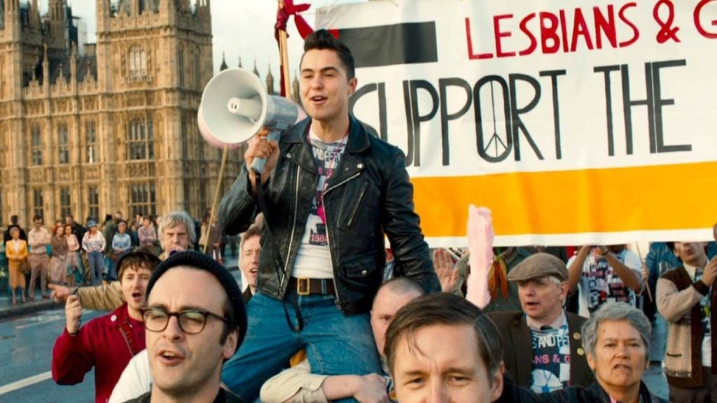 Ben Schnetzer plays a young activist with a generous heart. Photo courtesy of Reel Life with Jane.