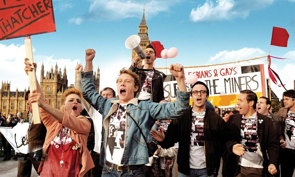 Based on a true story, the new British film is filled with poignancy and wit. Photo courtesy of The Guardian UK.