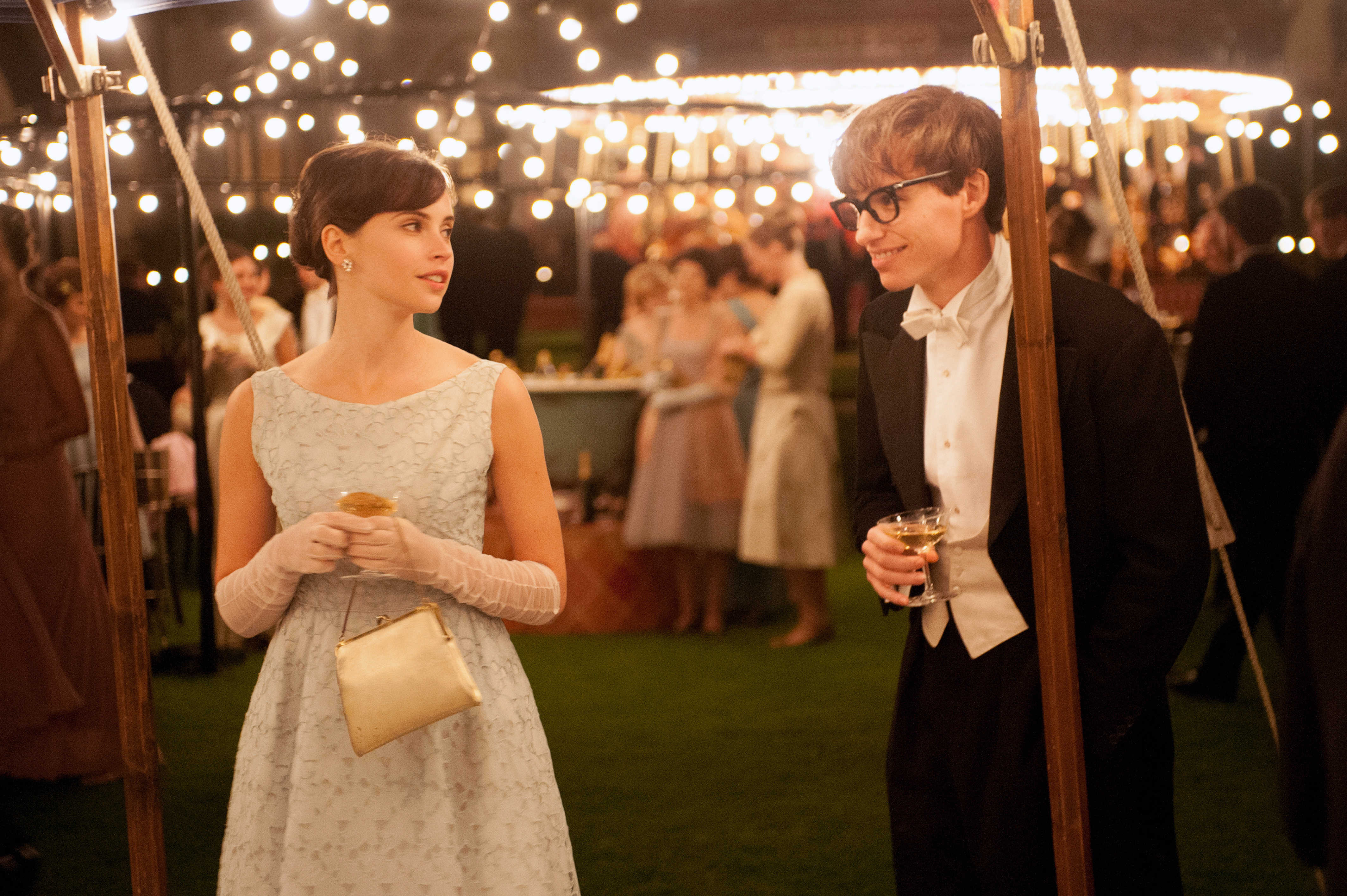 """The Theory of Everything"" charts the personal, romantic and ultimately heartbreaking life of the famed physicist. Photo used with permission from Focus Features."
