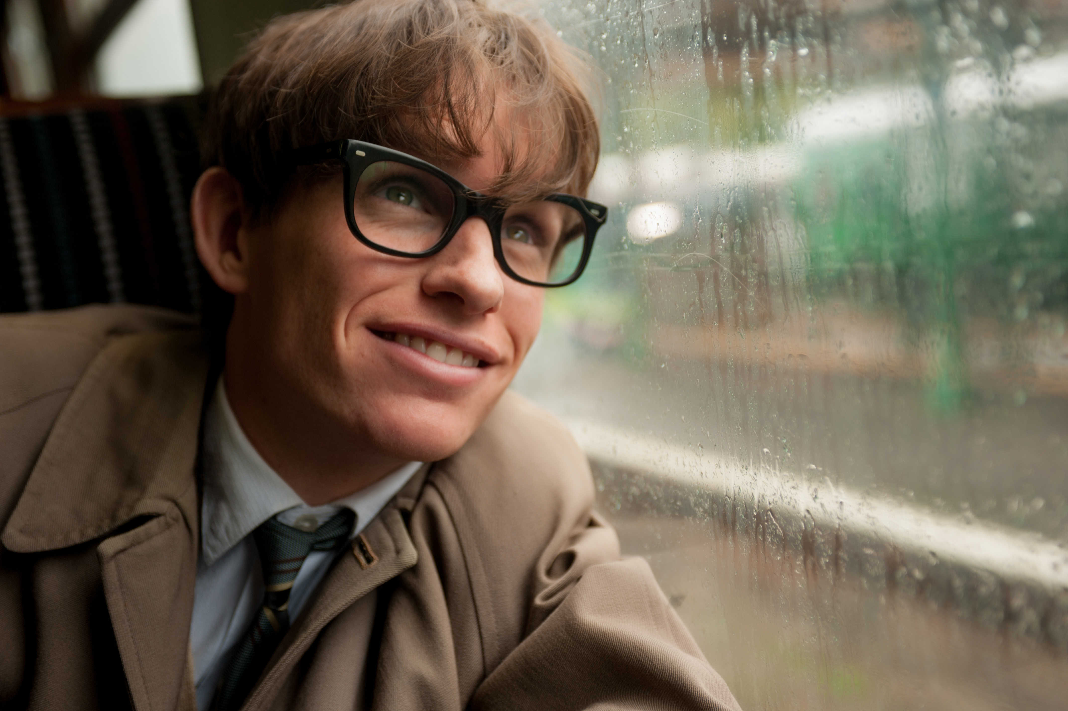 Eddie Redmayne gives a captivating performance as an afflicted genius. Photo used with permission from Focus Features.
