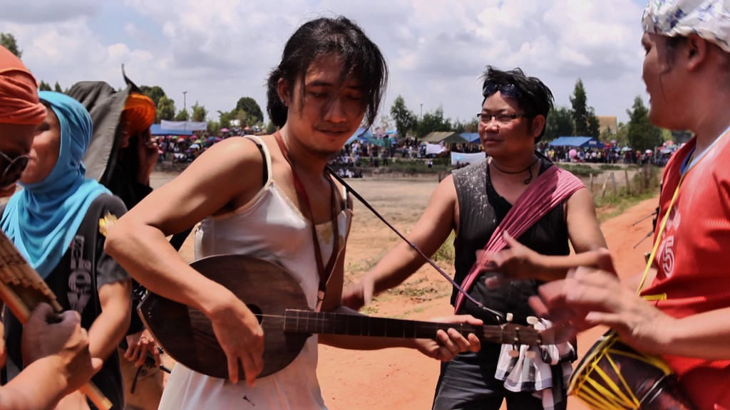 The experimental Thai documentary brings a musical rural culture to life. Photo used with permission from Pacific Arts Movement.
