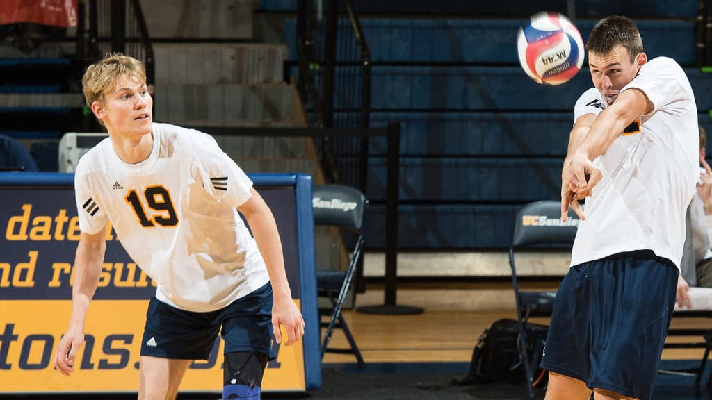 Photo Used With Permission From UCSD Athletics
