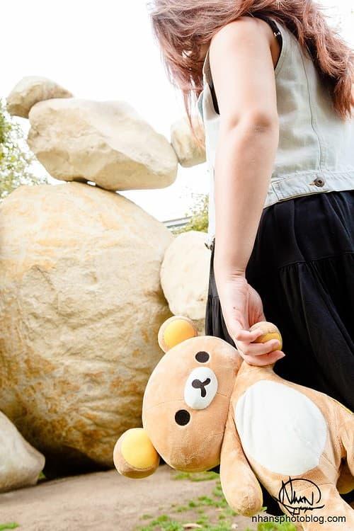 teddy bear nhan nguyen
