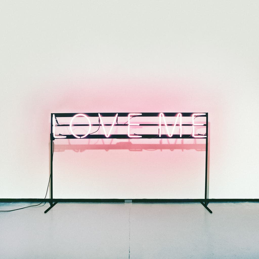 Love Me Single Album Artwork