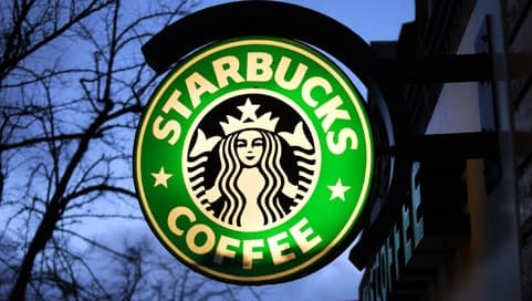 Starbuck's Sign. Image from Wikimedia Commons.