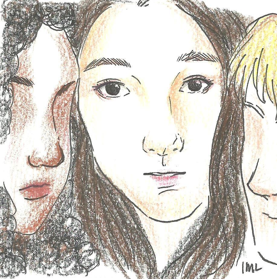 Art by Irene Luu