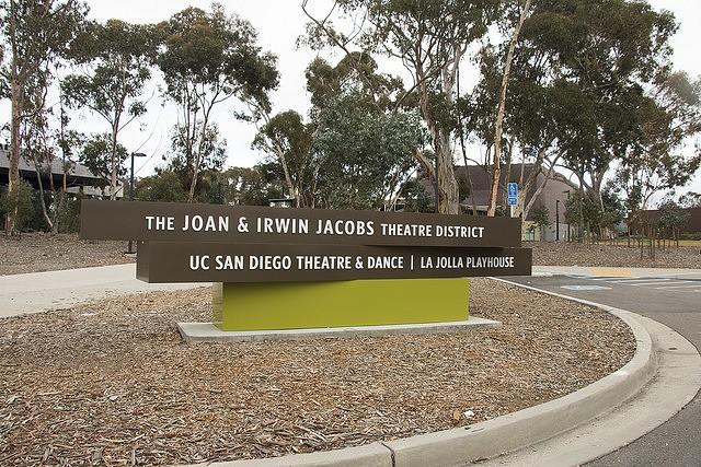 La Jolla Playhouse at UCSD. Photo by Megan Lee/UCSD Guardian