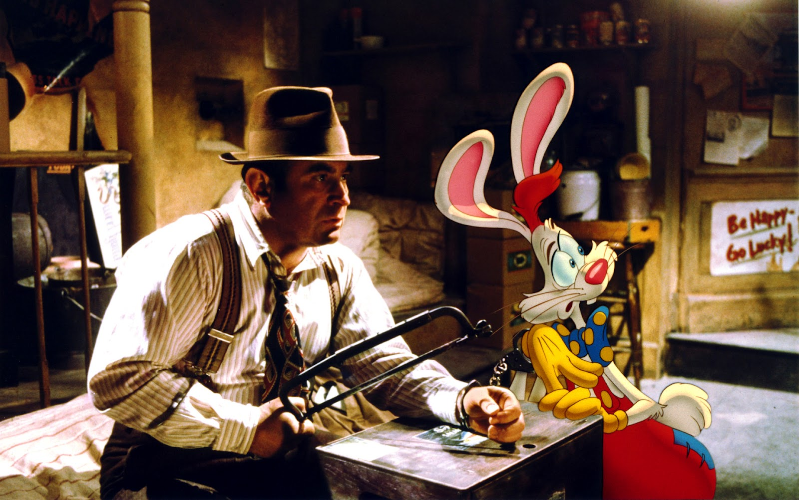 Retrospective Review Who Framed Roger Rabbit 1988 Ucsd Guardian