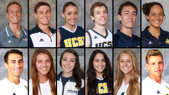 Photo courtesy of UCSD Athletics