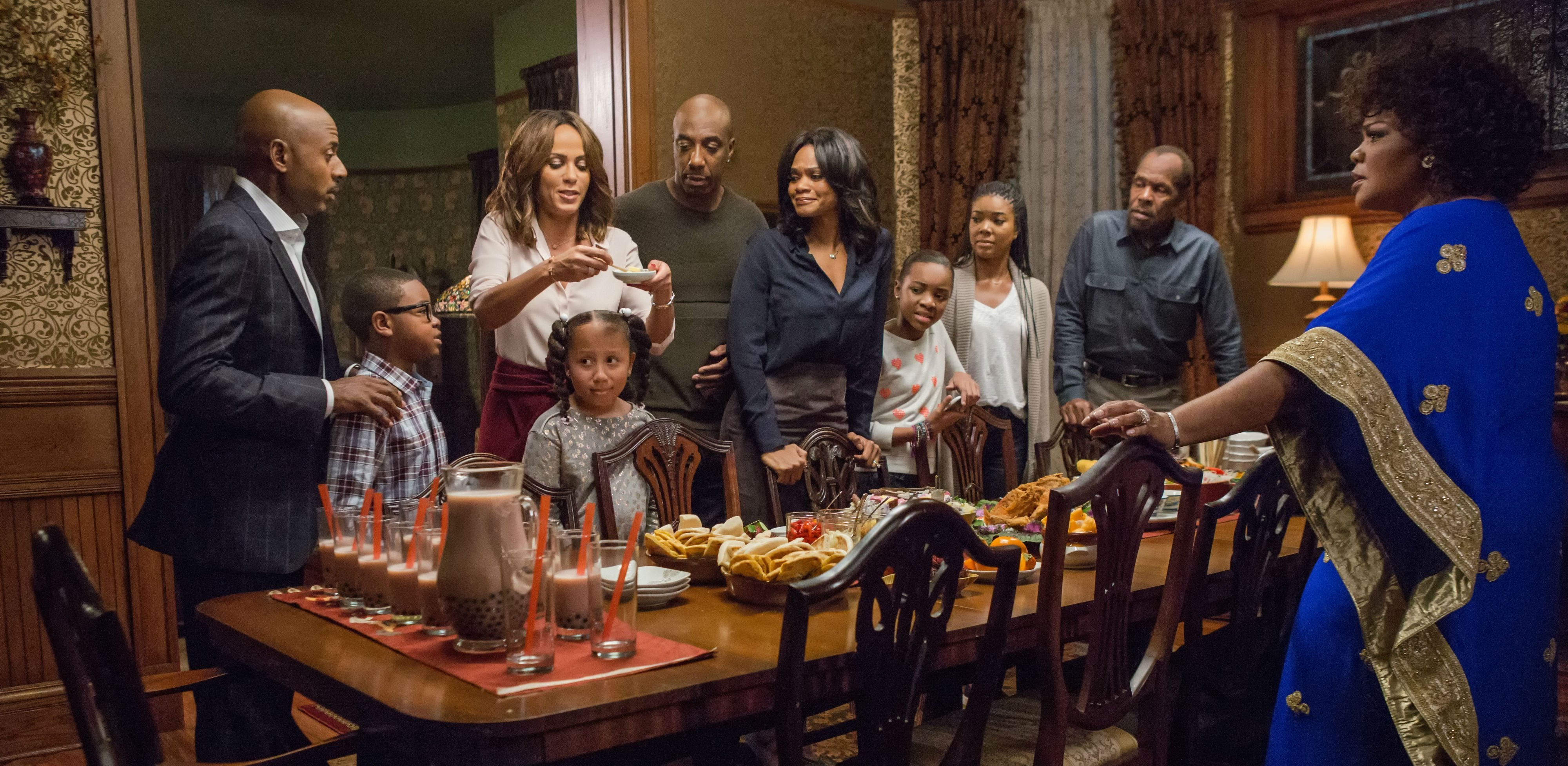 Almost Christmas Keri Hilson.Film Review Almost Christmas Ucsd Guardian