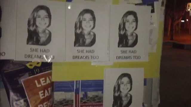 Student Hangs Posters of Kate Steinle on Campus, Is Subject